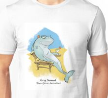 Grey Nomad - Female of the Species  Unisex T-Shirt