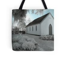 Lara Uniting Church Wesleyan Building Tote Bag