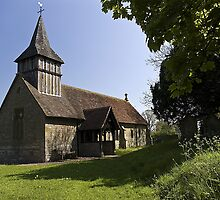St Mary's church, Oldberrow by Steve plowman