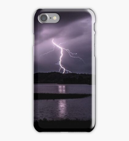 Thunderbolts and Lightning iPhone Case/Skin