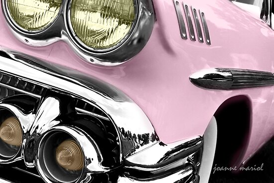 Classic Car 2 by Joanne Mariol