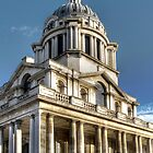 Naval College at Greenwich by Karen Martin IPA