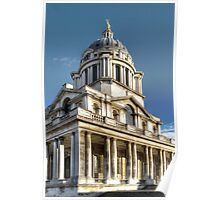 Naval College at Greenwich Poster