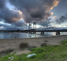 Clyde River at Batemans Bay by Christopher Meder
