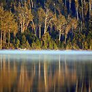 Lake ST Claire Tasmania by helmutk