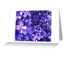 Purplejacks Greeting Card
