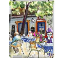 Romance In Szentendre iPad Case/Skin