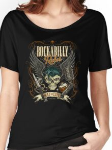 Rockabilly R. Way of Life  Women's Relaxed Fit T-Shirt