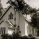 Saint Marys by the sea - Port Douglas. by Margaret Stanton