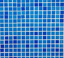 Blue Tiles by galacticrad
