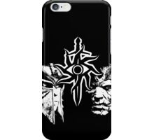 Dragon Age Inquisition Face Off iPhone Case/Skin