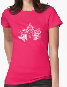 Dragon Age Inquisition Face Off Womens Fitted T-Shirt