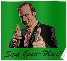 Its Saul Good-Man! Poster