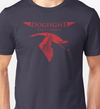 Dogfight-Vieux Charles Unisex T-Shirt