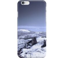 Frozen Landscape iPhone Case/Skin