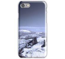 Frozen Landscape iPhone Case/Skin