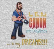 Canon Photographer One Piece - Long Sleeve