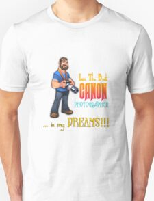 Canon Photographer T-Shirt