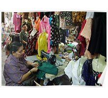 Market - Dressmaker Poster