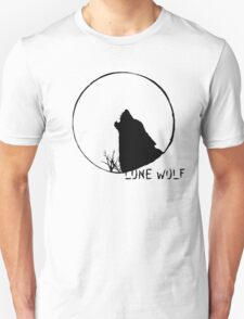 Lone Wolf On A Mission T-Shirt
