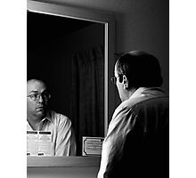 Face to Face with the Future Photographic Print