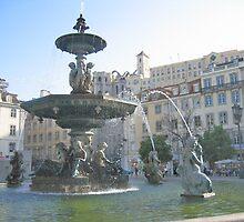 Fountain by HELUA