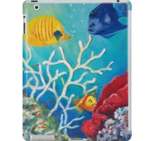 Underwater World iPad Case/Skin