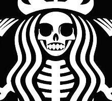 Death by starbucks by Indiesk8ter