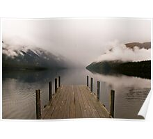 nelson lakes Poster