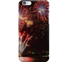 Opera House Fireworks iPhone Case/Skin