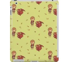 rings and riches iPad Case/Skin