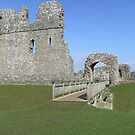 ogmore castle 1 by ksimages01