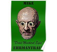 Dead Mackerel Eyes Poster