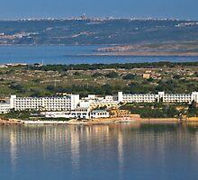 Mellieha Bay Hotel by DiveDJ