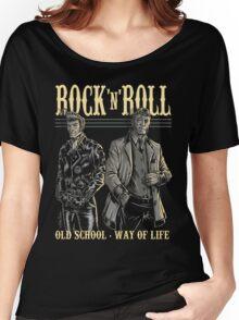 Rock & Roll Women's Relaxed Fit T-Shirt