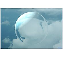 The Heavens And Earth Photographic Print