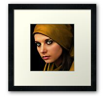 Eastern Influence Framed Print