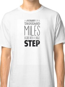 The Journey Classic T-Shirt