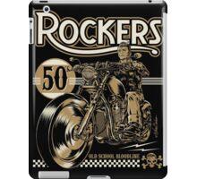 Rockers 50s II iPad Case/Skin