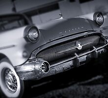 A big old Buick. by Dave Hare