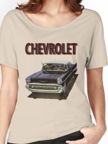 Chevrolet Women's Relaxed Fit T-Shirt