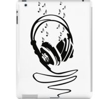 Let the Music play... iPad Case/Skin