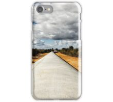 Goldfields001 iPhone Case/Skin