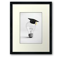 Clever Ideas Framed Print
