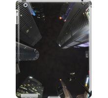 Raffles Plaza in Fisheye2 iPad Case/Skin