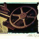 Armstrong Cork Factory - Wheel by Steven Godfrey