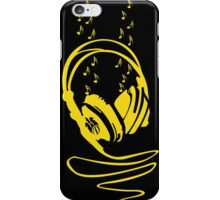 Let the Music play... iPhone Case/Skin