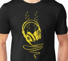 Let the Music play... Unisex T-Shirt