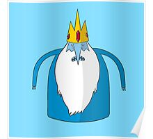 Ice King, Adventure Time Poster