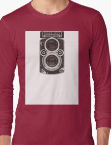 Vintage Camera II Long Sleeve T-Shirt